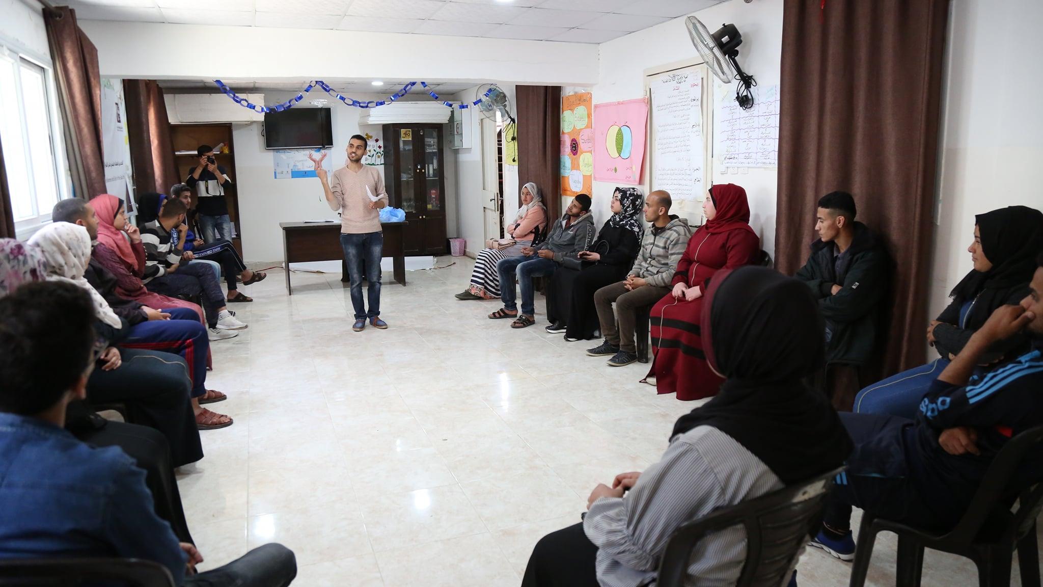 مركز شؤون المرأة يختتم جلسات توعوية للمقبلين|ات على الزواج